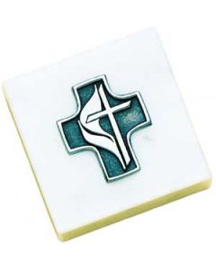United Methodist Cross Paperweight