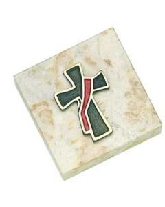 Deacon's Cross Paperweight
