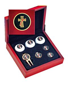 Deacon's Cross Golf Gift Set