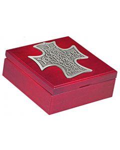 The Lord's Call Cross Keepsake Box