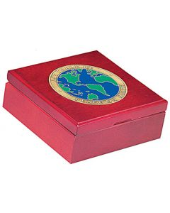 Let There Be Peace On Earth Keepsake Box
