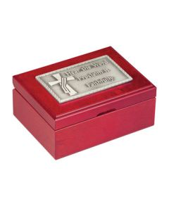 Deacon's Keepsake Box - New Size