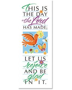 This is the Day Church Banner