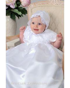 Elena Christening Gown