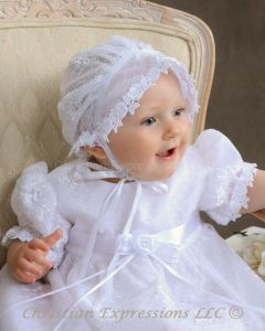 Allison Christening Gowns For Girls