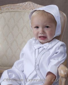 Terence Christening Suit
