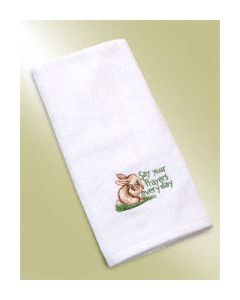 Hand Towel - Say Your Prayers
