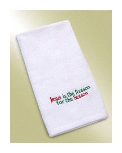Hand Towel - Jesus is the Reason
