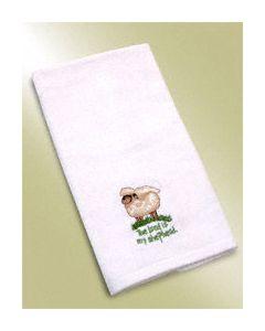 Hand Towel - Lord is My Shepherd