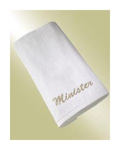 Hand Towel - Minister