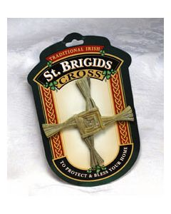 "6"" RESIN ST. BRIGID'S CROSS"