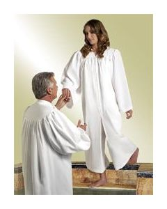 Culotte Baptismal Robe Adult & Junior
