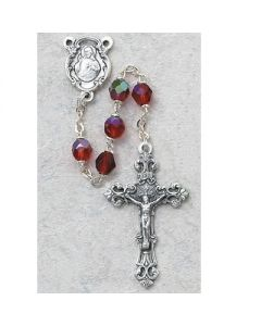 BIRTHSTONE ROSARY BEADS  ALL 12 COLORS AVAILABLE