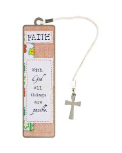 BKM METAL W/ DANGLE FAITH-WITH