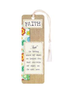 BKM TASSEL FAITH-FAITH IS BEIN