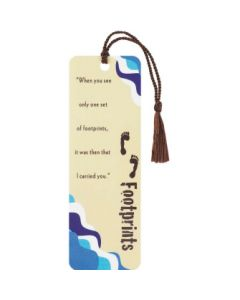 BKM TASSEL FOOTPRINTS TEEN
