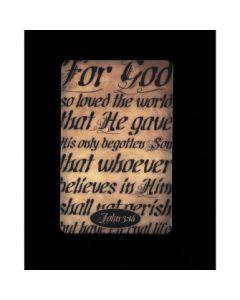 BKM POCKETCARD JOHN 3:16