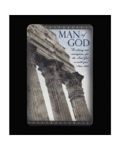BKM POCKETCARD MAN OF GOD