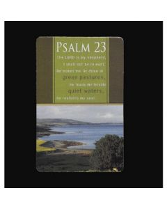 BKM POCKETCARD PSALM 23