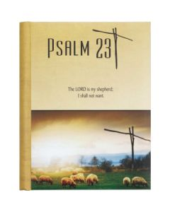 JOURNAL PSALM 23