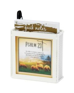 QUIK NOTE BE PSALM 23