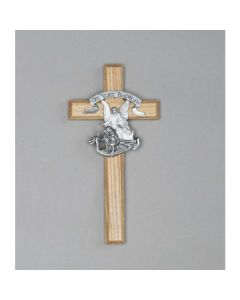 """7""""ON YOUR BAPTISM NAT/PEWTER"""