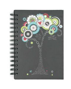 JOURNAL REJOICE TREE OF VERSES