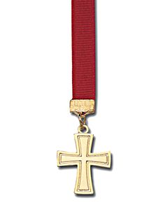 Flared Cross Bookmark