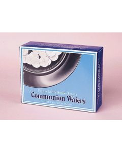 Communion Bread Wafer (Plain) Box 1000