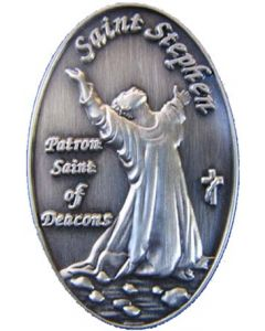 St. Stephen's Pin