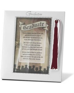 GRAD TASSEL HOLDER-ALUM-6X6.75