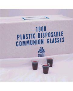 Communion Glasses PLT Box 1000