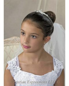 First Communion Irish Celtic Tiara