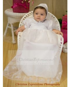 Amy Christening Gown
