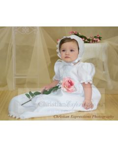 Felicia Christening Gown