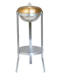 Portable Baptismal Font with Stand
