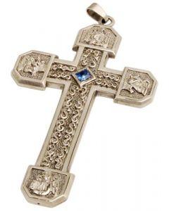 Four Evangelists Pectoral Bishop Clergy Cross Pendant