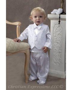 Michael Christening Suit