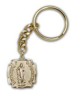 St. Florian Keychain