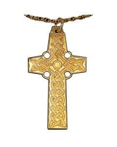 Pectoral Celtic Cross Pendant