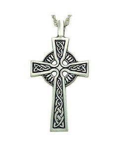 Celtic Cross Small Pendant