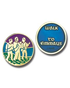 Road to Emmaus Lapel Pin