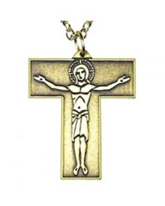 Tau Cross Church Pendant