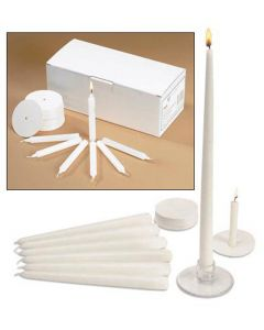 Candlelight Service Set 50 Candles