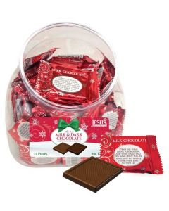 Jesus Sweetest Name I Know Christmas Scripture Candy Jar Milk Chocolate