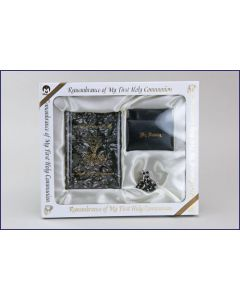 Boys Cherished Memories First Communion Gift Set