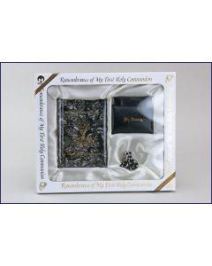 Boys Cherished Memories First Communion Gift Set