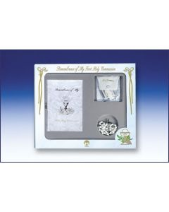 Girls Cherished Memories First Communion Gift Set