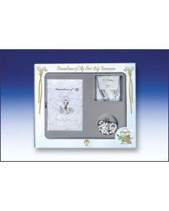 Girls Cherished Memories First Communion Gift Set