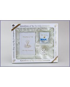 Girl's Presentation First Communion Gift Set